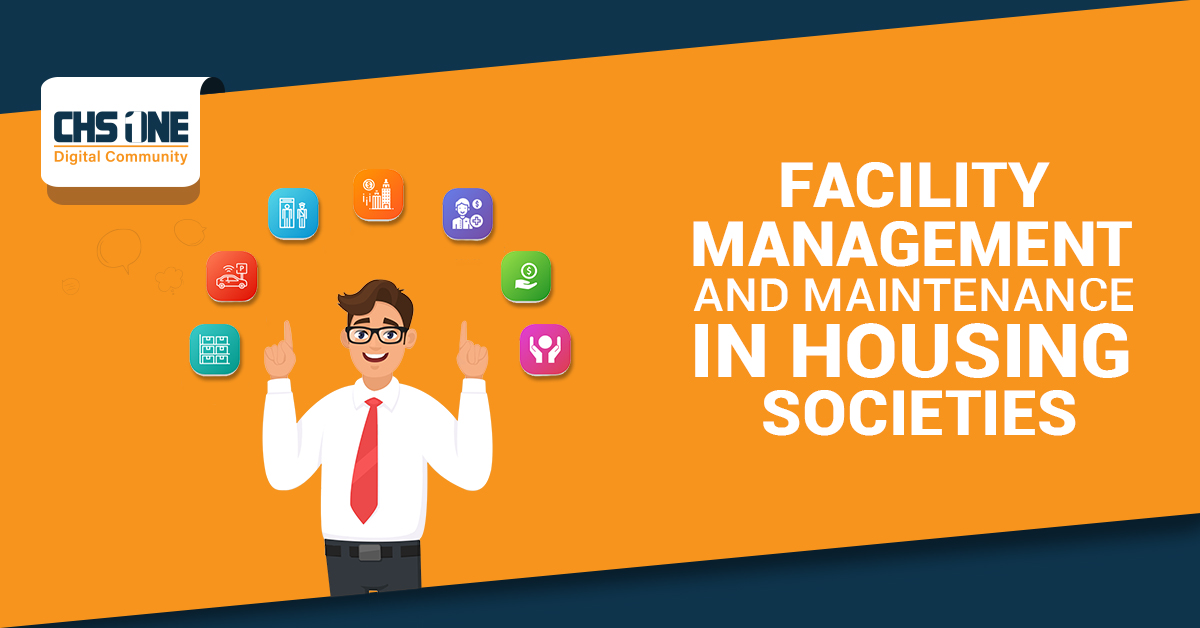 CHSONE-Facility Management in Housing society